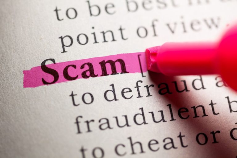 Scam alert for dodgy SEO agencies